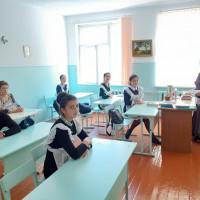 3 сентября 2020 года в школе прошли уроки здоровья. Они прошли в форме беседы. В старших классах в ходе уроков были показаны презентации и видеоролики.